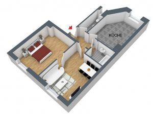 Grundriss wohnung 2 zimmer 3d  Verkaufserfolge - Freiburger Immobilien Zentrum